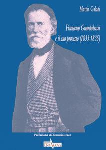 Francesco Guardabassi e il suo processo (1833-1835)