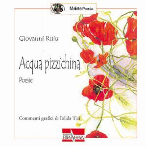 Acqua pizzichina