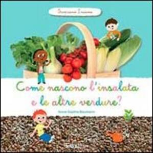 Come nascono l'insalata e altre verdure? Scopriamo insieme