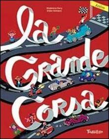 Squillogame.it La grande corsa. Ediz. illustrata Image
