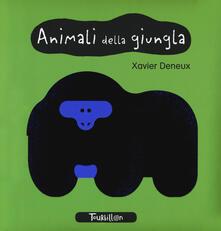 Camfeed.it Animali della giungla. I miei primi libri. Ediz. a colori Image