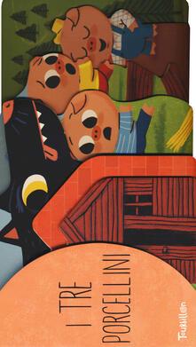 Premioquesti.it I tre porcellini. Ediz. a colori Image