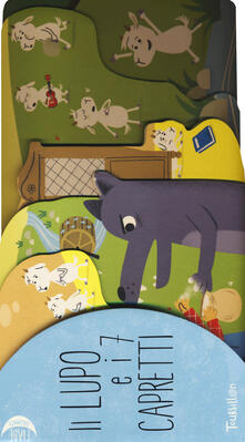 Chievoveronavalpo.it Il lupo e i 7 capretti. Ediz. a colori Image