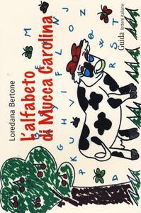 L' alfabeto di mucca Carolina