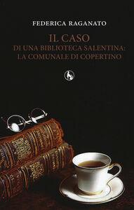 Il caso di una biblioteca salentina: la comunale di Copertino