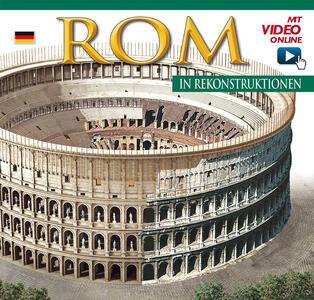 Roma ricostruita maxi. Ediz. russa. Con DVD