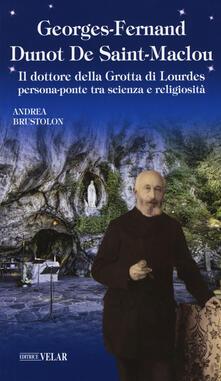 Antondemarirreguera.es Georges Fernand Dunot De Saint-Maclou. Il dottore della grotta Image