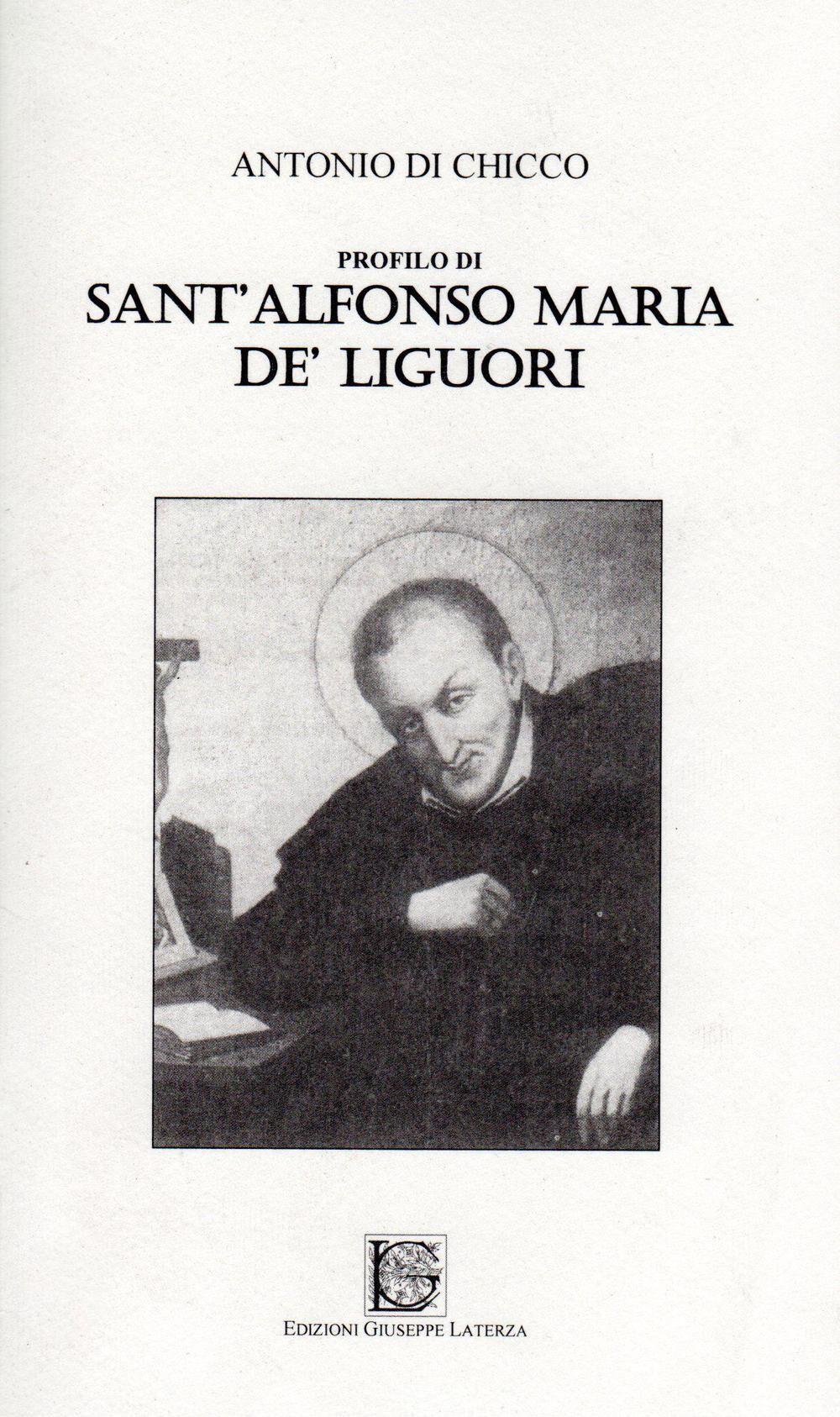 Profilo di sant'Alfonso Maria de' Liguori