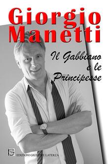 Il gabbiano e le principesse - Giorgio Manetti - copertina