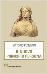 Il nuovo principio persona