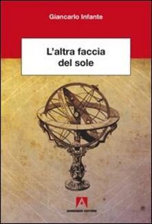 L' altra faccia del sole - Giancarlo Infante - copertina