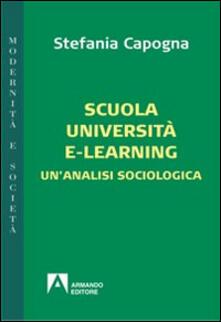 Voluntariadobaleares2014.es Scuola, università e-learning. Un'analisi sociologica Image