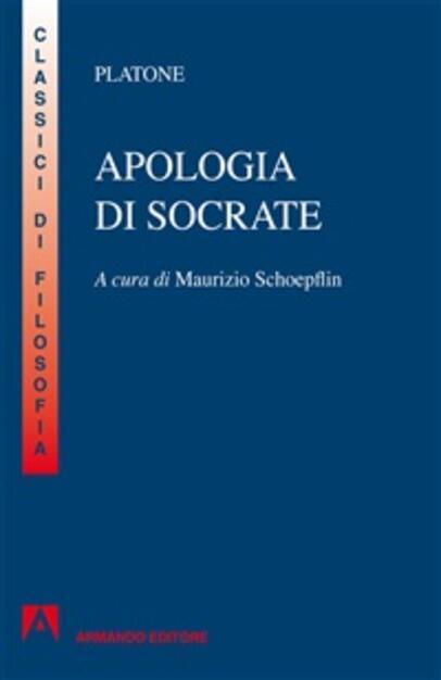 Apologia Di Socrate Pdf