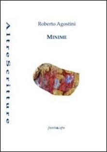 Minime - Roberto Agostini - copertina