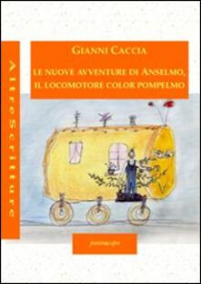 Secchiarapita.it Le nuove avventure di Anselmo, il locomotore color pompelmo. Ediz. illustrata Image