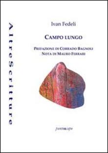 Campo lungo - Ivan Fedeli - copertina