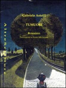 Tumuori - Gabriele Astolfi - copertina