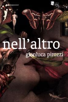 Nell'altro - Gianluca Pirozzi - copertina