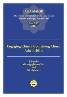 Engaging China/Containing China: Asia in 2014 - copertina