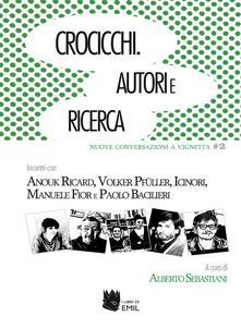Crocicchi. Autori e ricerca - Alberto Sebastiani - ebook