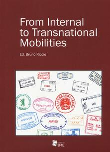 From internal to transnational mobilities - copertina