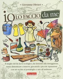 Io lo faccio da me - Giovanna Olivieri - copertina