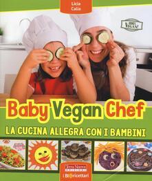 Daddyswing.es Baby vegan chef. La cucina allegra con i bambini Image