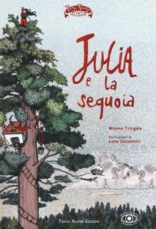 Radiospeed.it Julia e la sequoia Image