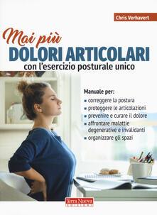 Letterarioprimopiano.it Mai più dolori articolari con l'esercizio posturale unico Image
