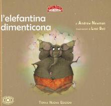 L elefantina dimenticona. Ediz. a colori.pdf