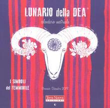 Charun.it Lunario della dea. Calendario mestruale 2019 Image