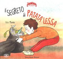 Il segreto di Patata Lessa. Ediz. ad alta leggibilità - Cecco Mariniello - copertina