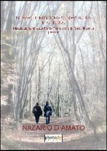 Le parole non sono ancora sulla mia lingua - Nazario D'Amato - copertina
