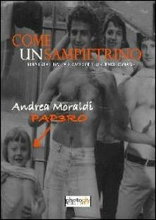 Come un sampietrino. Poesie, status, vita e racconti di strada romane - Pap3ro - copertina