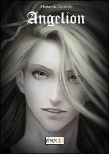 Angelion - Marianna Garofalo - copertina