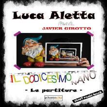 Il dodicesimo nano - Luca Aletta - copertina
