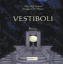 Vestiboli - Mara Di Maura - copertina