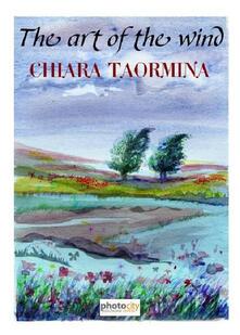 The art of the wind - Chiara Taormina - copertina