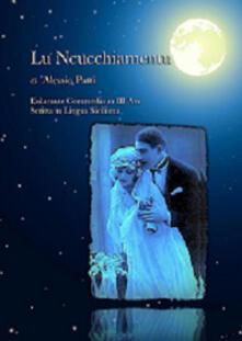 Lu ncucchiamentu - Alessio Patti - copertina