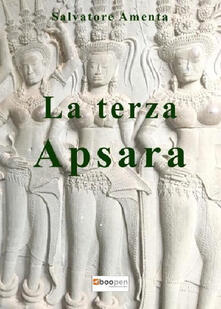 La terza Apsara - Salvatore Amenta - copertina