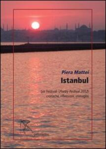Istanbul. Poetry festival 2012