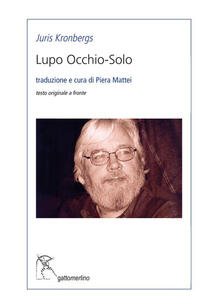 Lupo occhio-solo. Ediz. multilingue - Juris Kronbergs - copertina