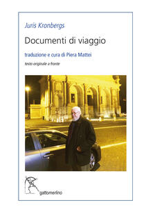 Documenti di viaggio. Ediz. multilingue - Juris Kronbergs - copertina