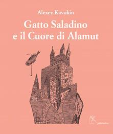 Gatto Saladino e il cuore di Alamut - Alexey Kavokin - copertina