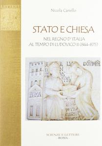 Stato e Chiesa nel Regno d'Italia al tempo di Ludovico II