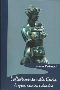 L' allattamento nella Grecia di epoca arcaica e classica