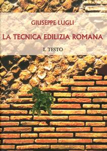 La tecnica edilizia romana ...