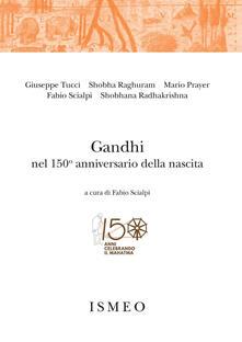 Equilibrifestival.it Gandhi nel 150° anniversario della nascita Image