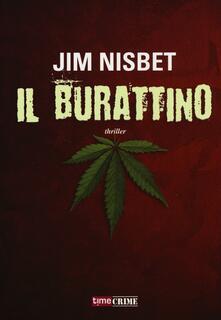 Il burattino - Jim Nisbet - copertina