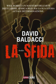 La sfida - David Baldacci - copertina